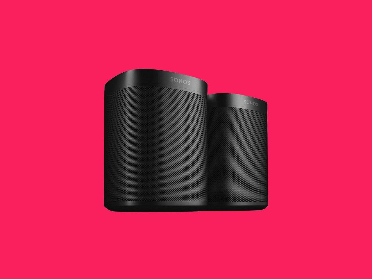 Loa Sonos tốt nhất Loa Sonos One