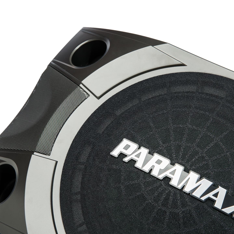 Loa karaoke PARAMAX P-850 thiet ke manh me
