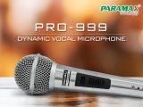 Micro Paramax PRO-999 - Micro có dây karaoke giá rẻ 1