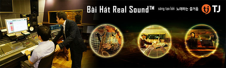 công nghệ Real Sound trên đầu karaoke Paramax LS-5000