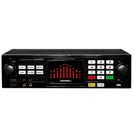 dau karaoke paramax ls-5000