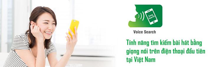 voice sraech trên LS 5000