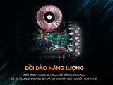 Main công suất Paramax DA-2500 1