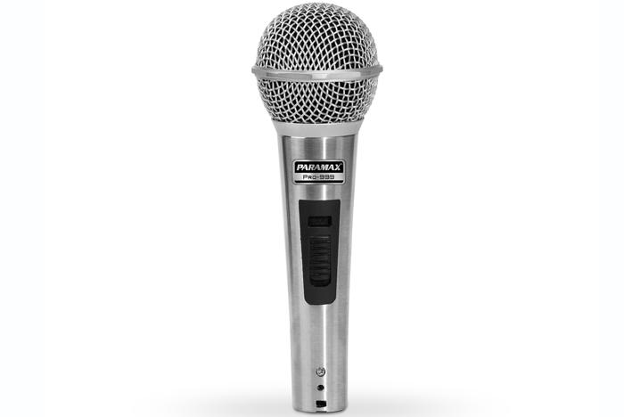 microphone-paramax-pro999-0hM4D3