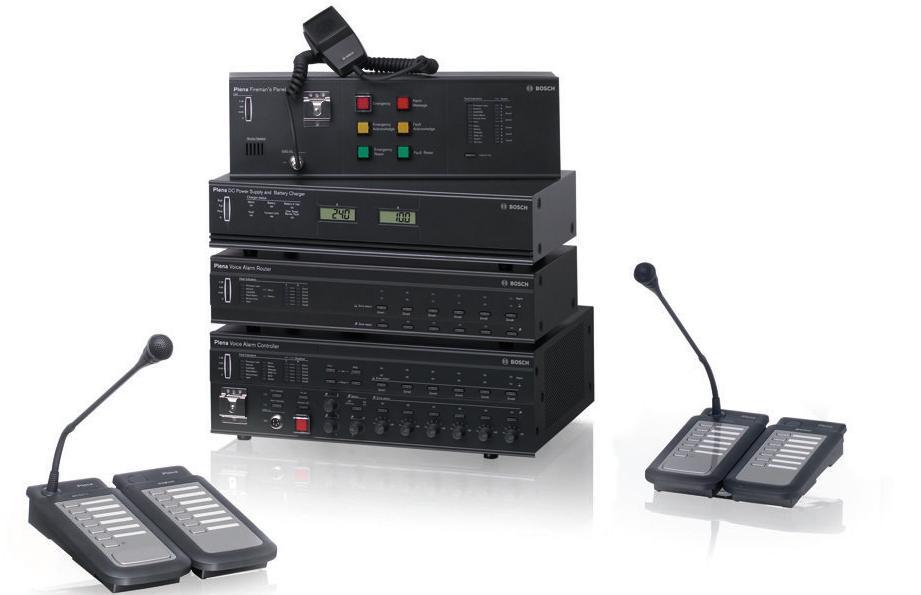Hệ thống âm thanh thông báo Bosch chính hãng