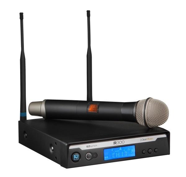 Micro khong day ELECTRO-VOICE-R300-HD-A