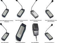 Micro cổ ngỗng của hệ thống âm thanh thông báo Bosch