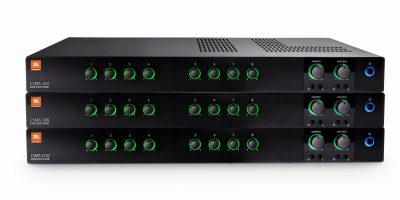Amply JBL CSMA 240, Amply JBL CSMA 280 và Amply JBL CSMA 2120 với 8 kênh âm thanh