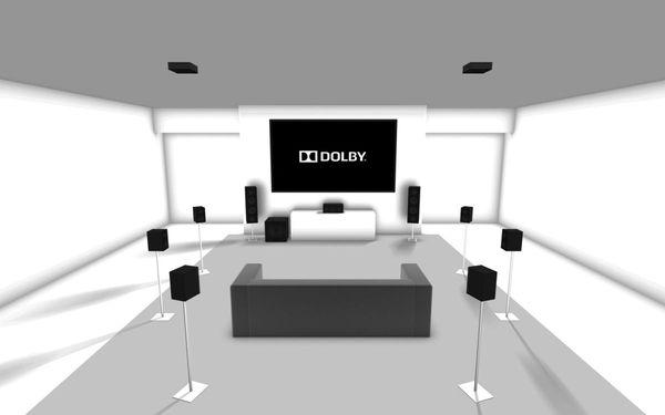Hệ thống âm thanh xem phim Dolby Atmos 9.1.2 cao cấp