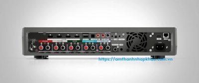 Ampli Denon HEOS AVR - Amply xem phim không dây thực sự 8