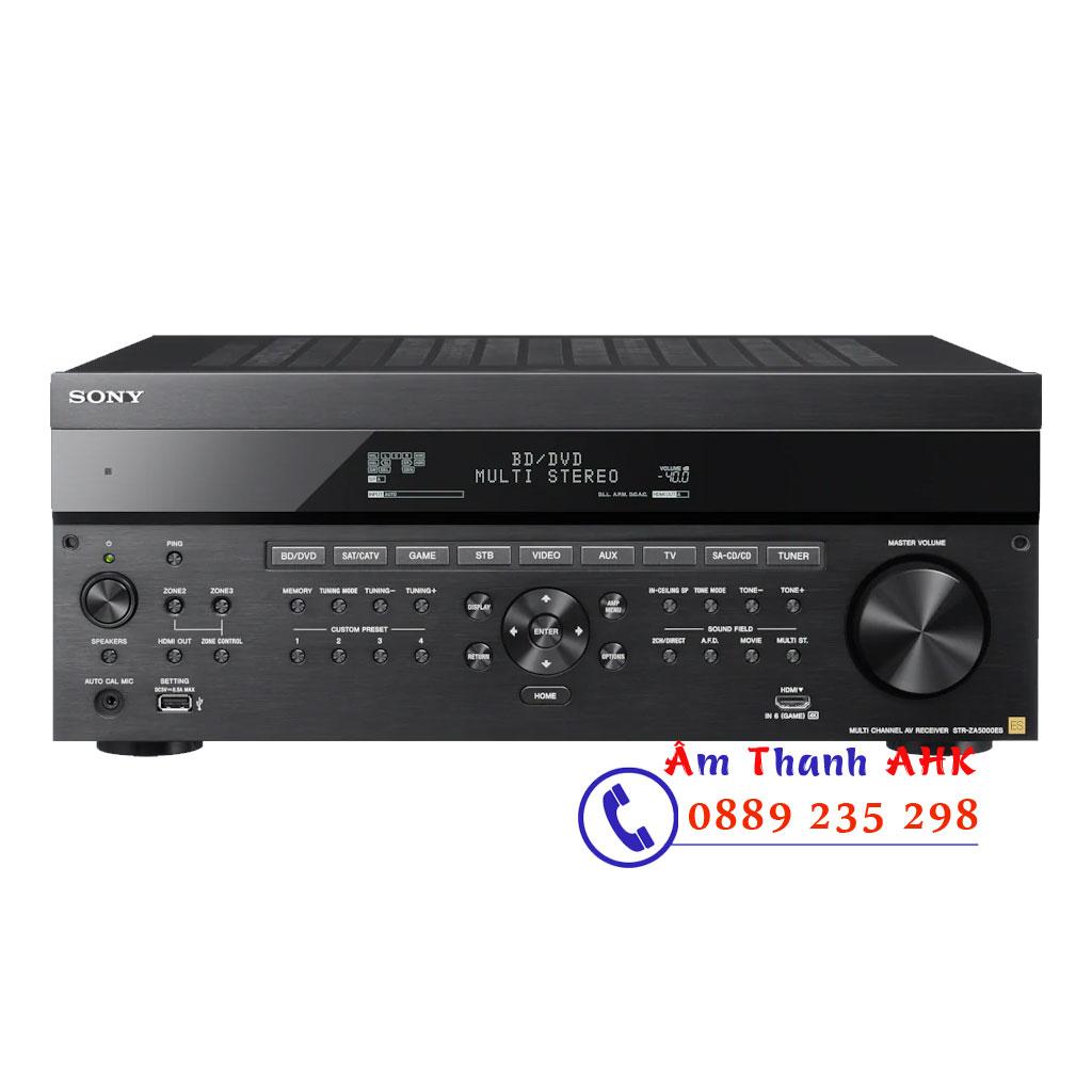 Amply-xem-phim-Sony-STR-ZA5000ES