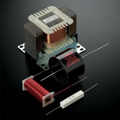 Mach phan tan crossover-circuit