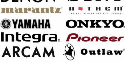 TOP 11 thương hiệu AV Receiver tốt nhất thế giới