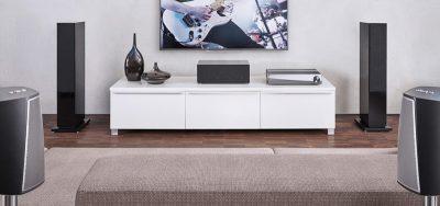 Ampli Denon HEOS AVR - Amply xem phim không dây thực sự 3