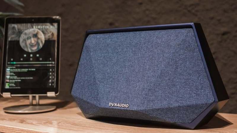DYNAUDIO-MUSIC-1 ket noi app