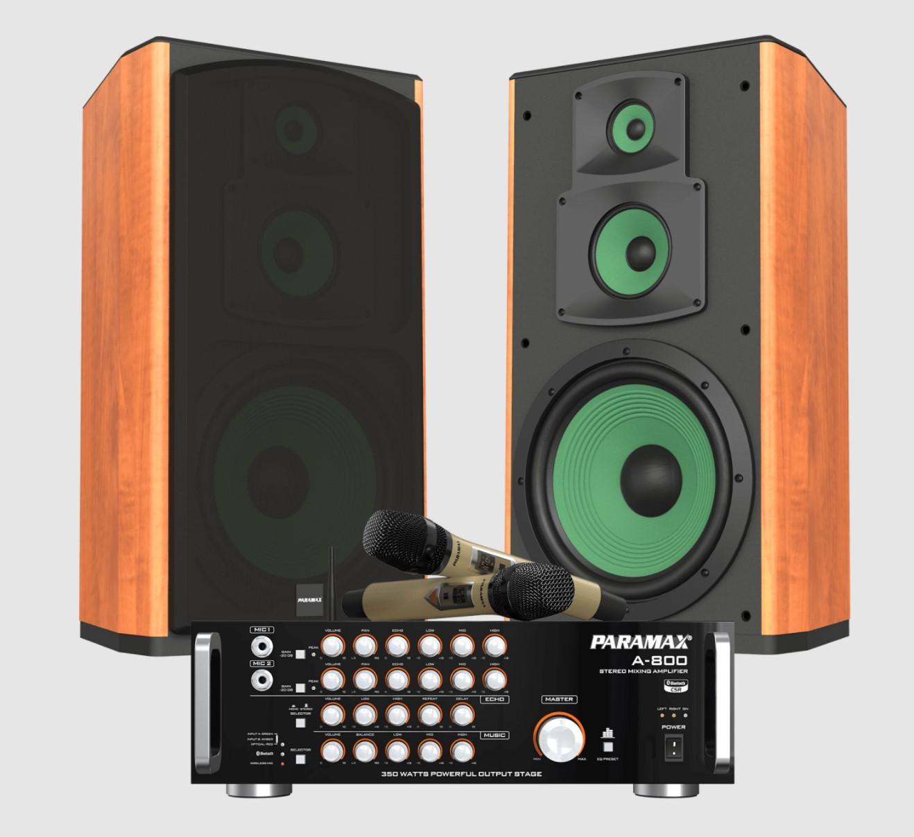 Dàn karaoke Paramax CBZ-1000