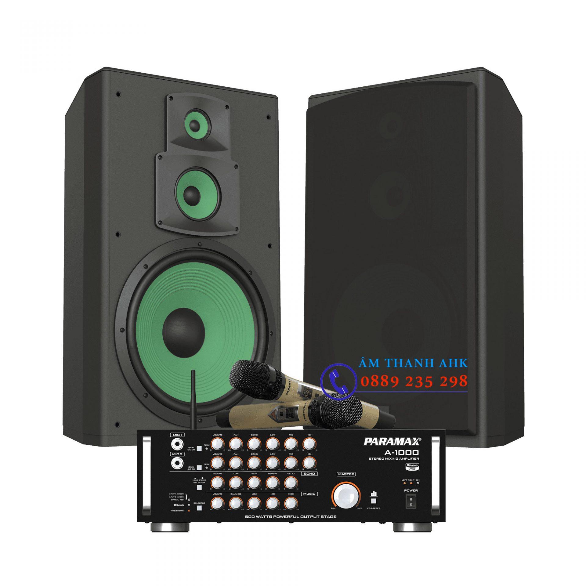 Dan-karaoke-Paramax-CBZ-2000