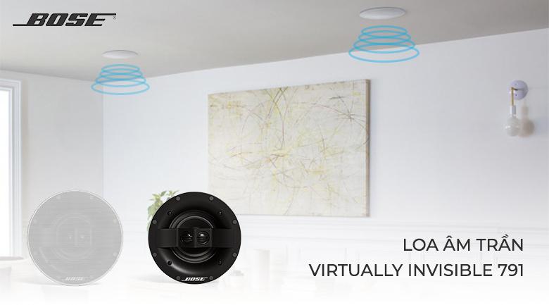 Loa âm trần Bose Virtually Invisible 791II 5
