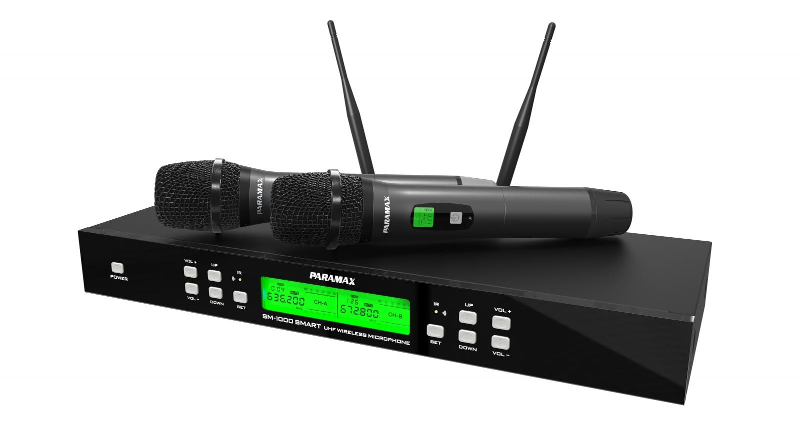 Micro không dây Paramax SM-1000-SMART