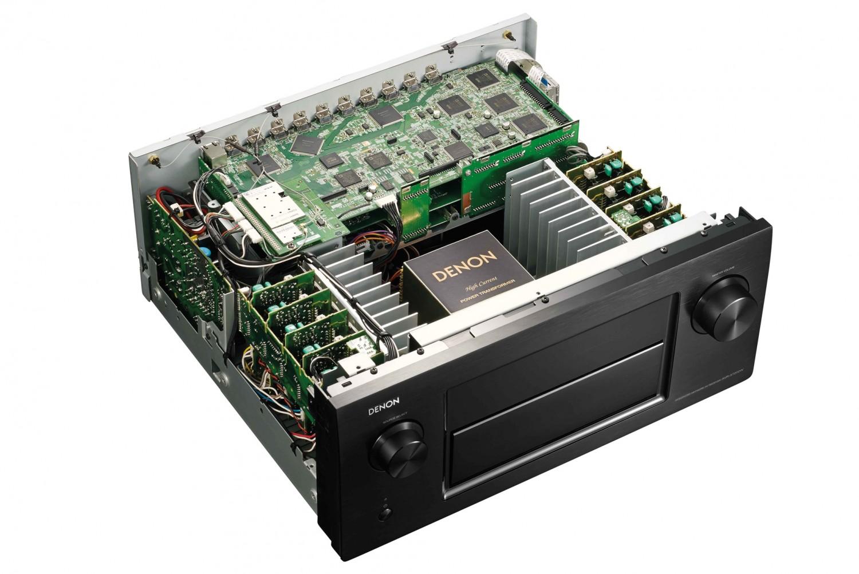 Công nghệ hình ảnh 4K trên Amply Denon AVR-X7200W