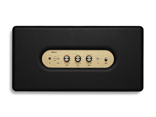 Bảng điều khiển ở mặt trên của Loa Bluetooth Marshall Woburn 2
