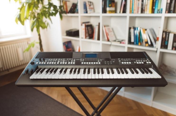 Digital keyboards