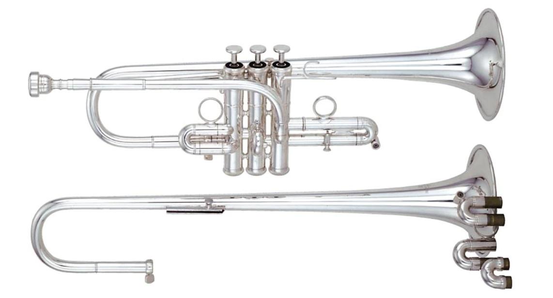 Eb-D trumpets