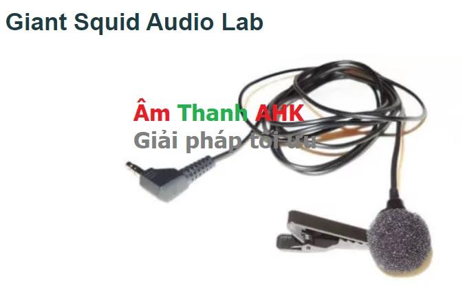 Giant Squid Audio Lab