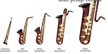 Hướng dẫn chọn kèn Saxophone