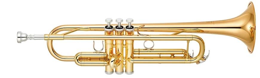 Intermediate Bb trumpets