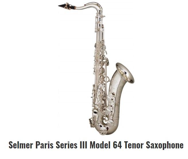 Selmer Series III 64 tenor saxophones