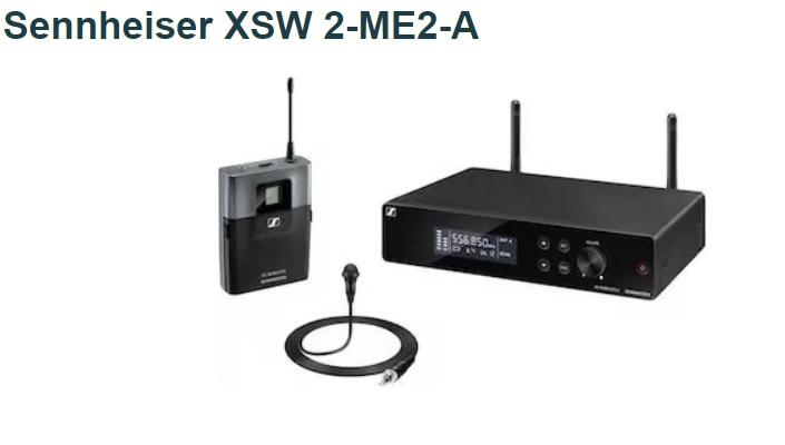Sennheiser XSW 2 ME2 A