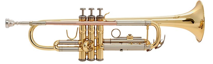 Student Bb trumpets
