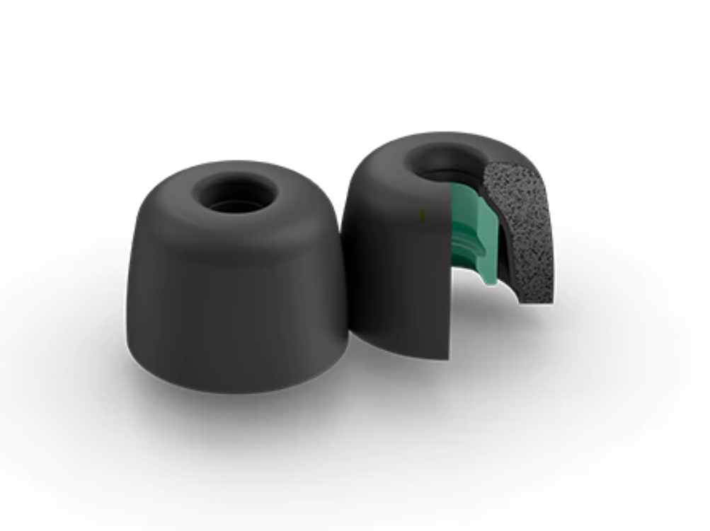 Tai nghe Sony WF-1000XM4 ear tip cach am tot