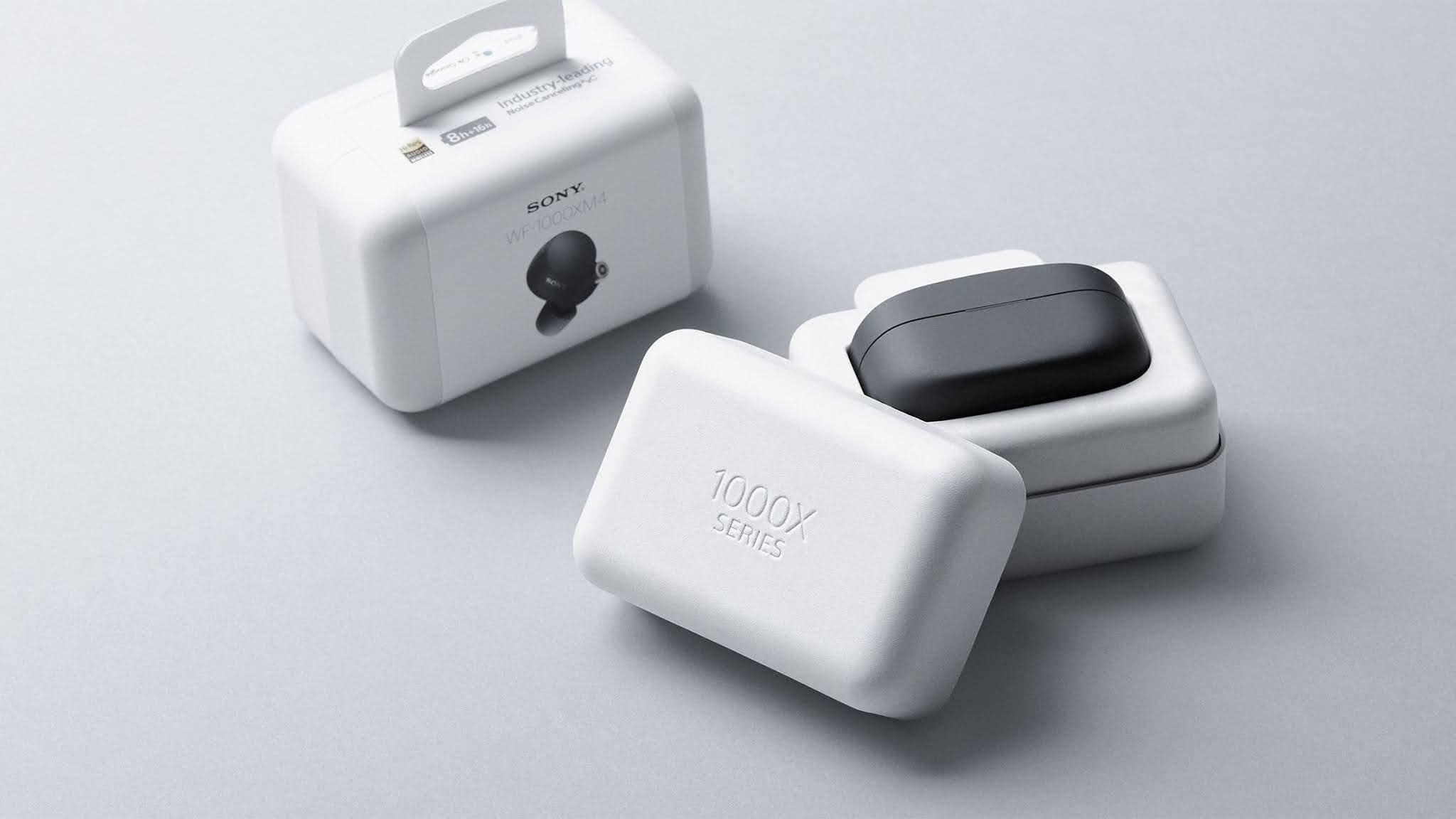 Hộp Tai nghe Sony WF-1000XM4