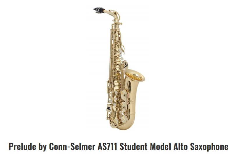 The Prelude AS711 combines Conn-Selmer's
