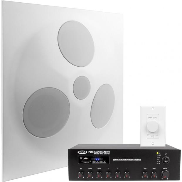 hệ thống âm thanh nhà thờ sd5 ma120btvc công suất 100w