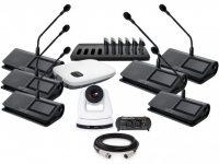 Hệ thống âm thanh phòng họp online trực tuyến