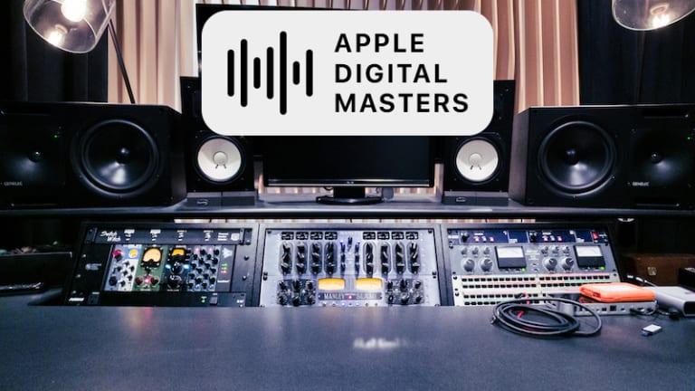 Tất tần tật về Tiêu Chuẩn Nhạc Cao Cấp Apple Digital Master 1
