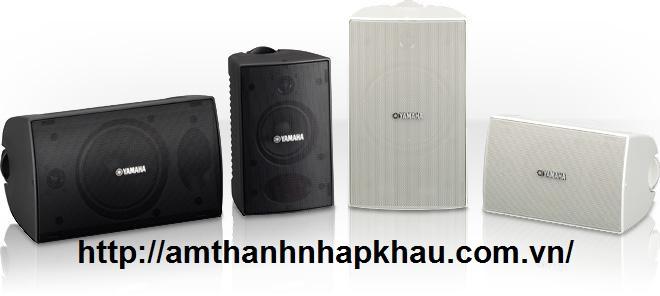 Loa Yamaha VS4W cung cấp âm thanh chất lượng cao