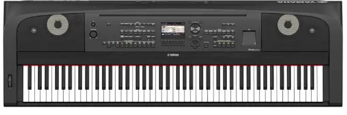 81 phím của DGX-670