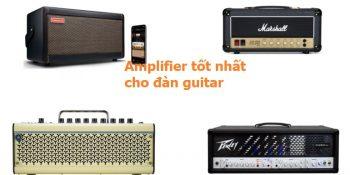 Amplifier cho guitar