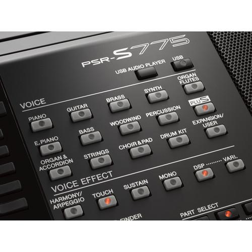 Bảng điều khiển đàn S775