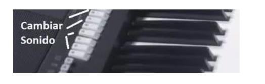 Cambiar sonido có nghĩa là thay đổi âm thanh