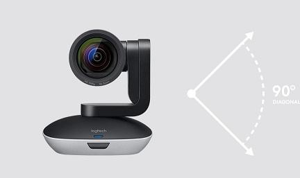 Camera hội nghị Logitech PTZ Pro 2 coongnngheej camera hiện đại