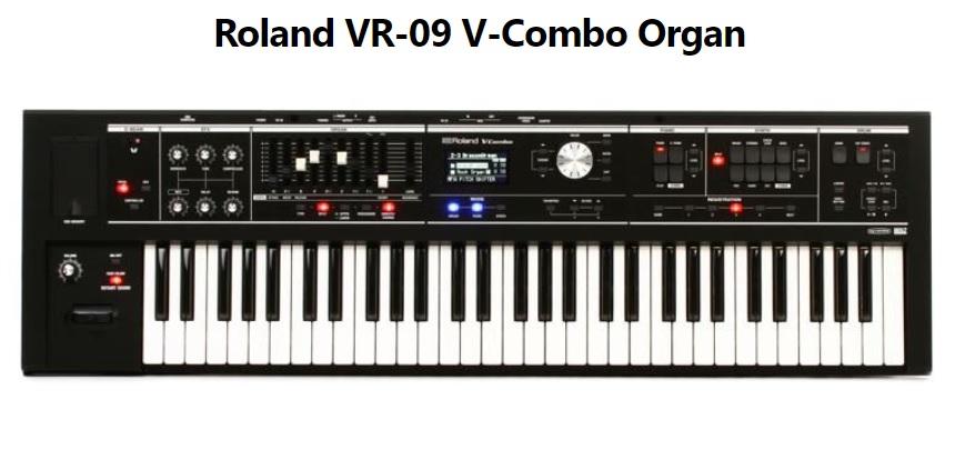 Đàn Organ Roland VR-09