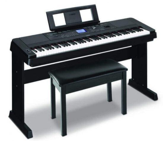 Đàn Yamaha DGX-660
