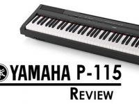 Đàn Yamaha P-115