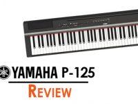 Đàn Yamaha P-125 chính hãng