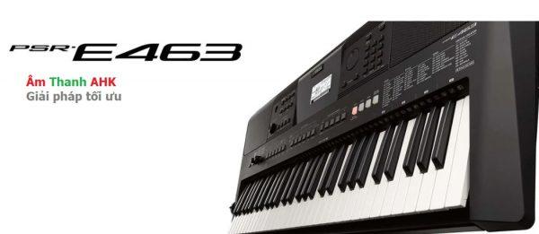 Đàn Yamaha PSR-E463